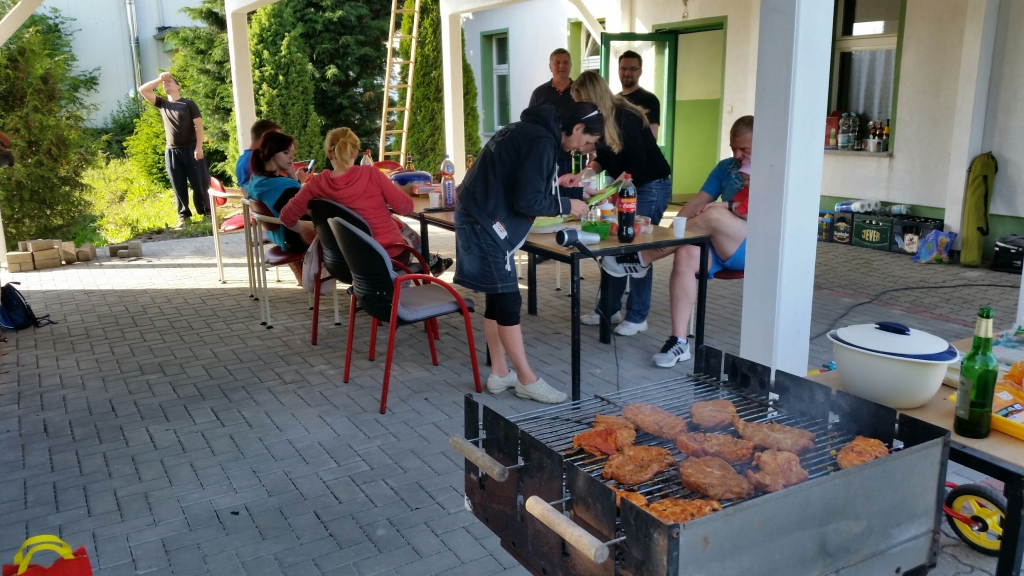 Grillabend I Tauer 2014
